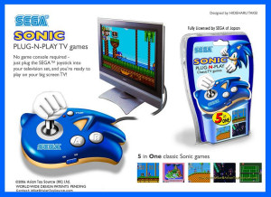Sonic TV game
