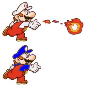 Unauthorized Mario