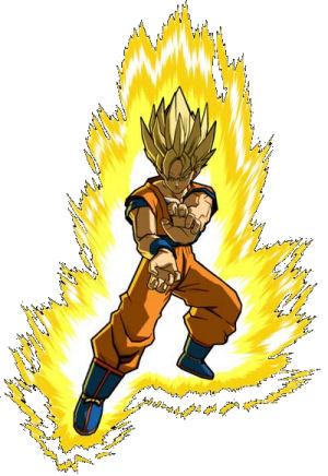Goku (it is Goku, right?)