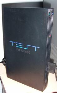 TEST Sony PlayStation 2