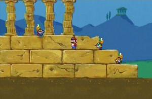 Super Mario Wacky Worlds