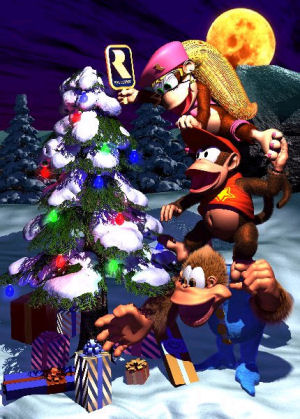 Christmas with the Kongs